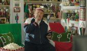 Lino Banfi nella nuova versione dello spot TimVision, non imprecherà più