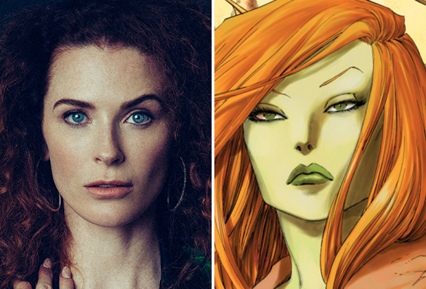Bridget Regan, Poison Ivy, Batwoman 3