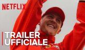 Schumacher, Netflix