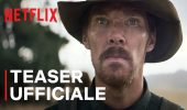 Il potere del cane: il teaser trailer del film Netflix con Benedict Cumberbatch