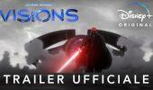 Star Wars: Visions - Il trailer della serie animata Disney+ disponibile dal 22 settembre