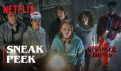 Stranger Things 4: il video che annuncia l'uscita nel 2022