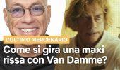 Jean-Claude Van Damme spiega su Netflix come si fa una maxi rissa