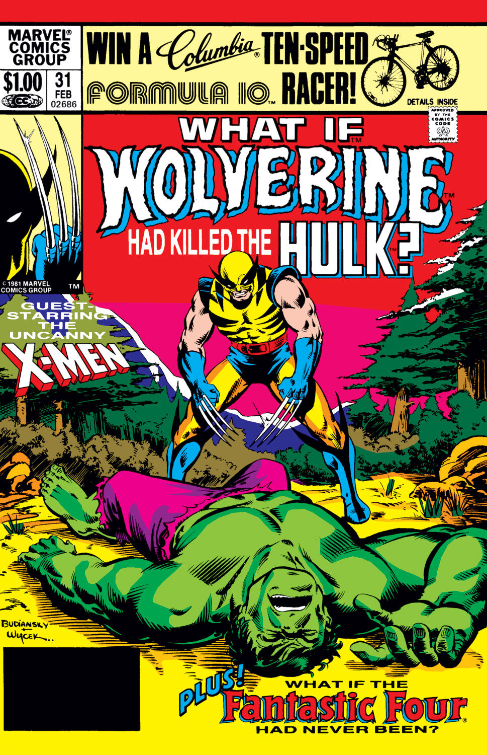 storie di What If Wolverine Vs Hulk