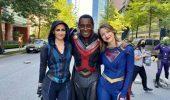 Supergirl 6: Melissa Benoist dà addio al personaggio con una foto dietro le quinte