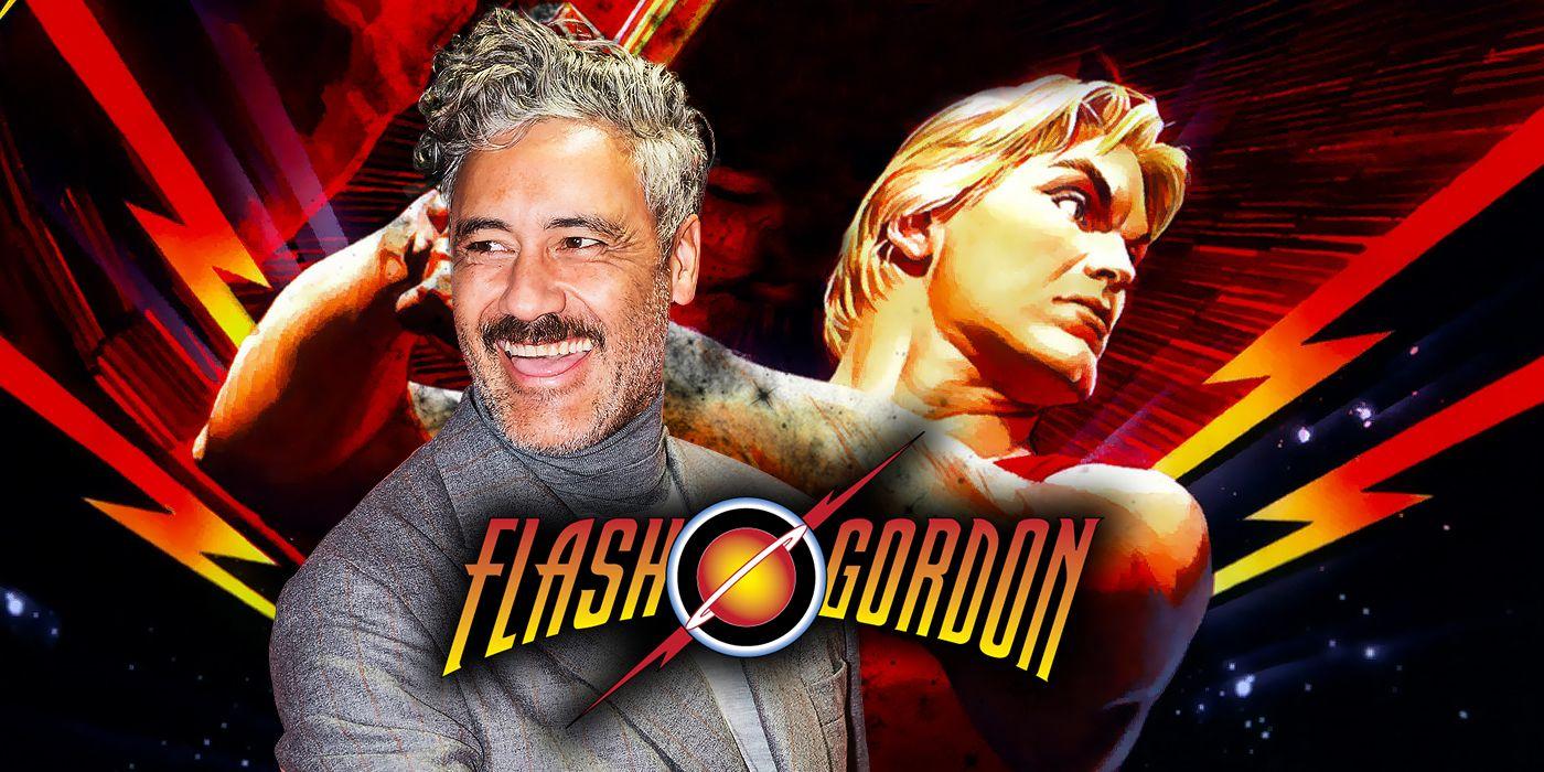 Taika Waititi, Flash Gordon