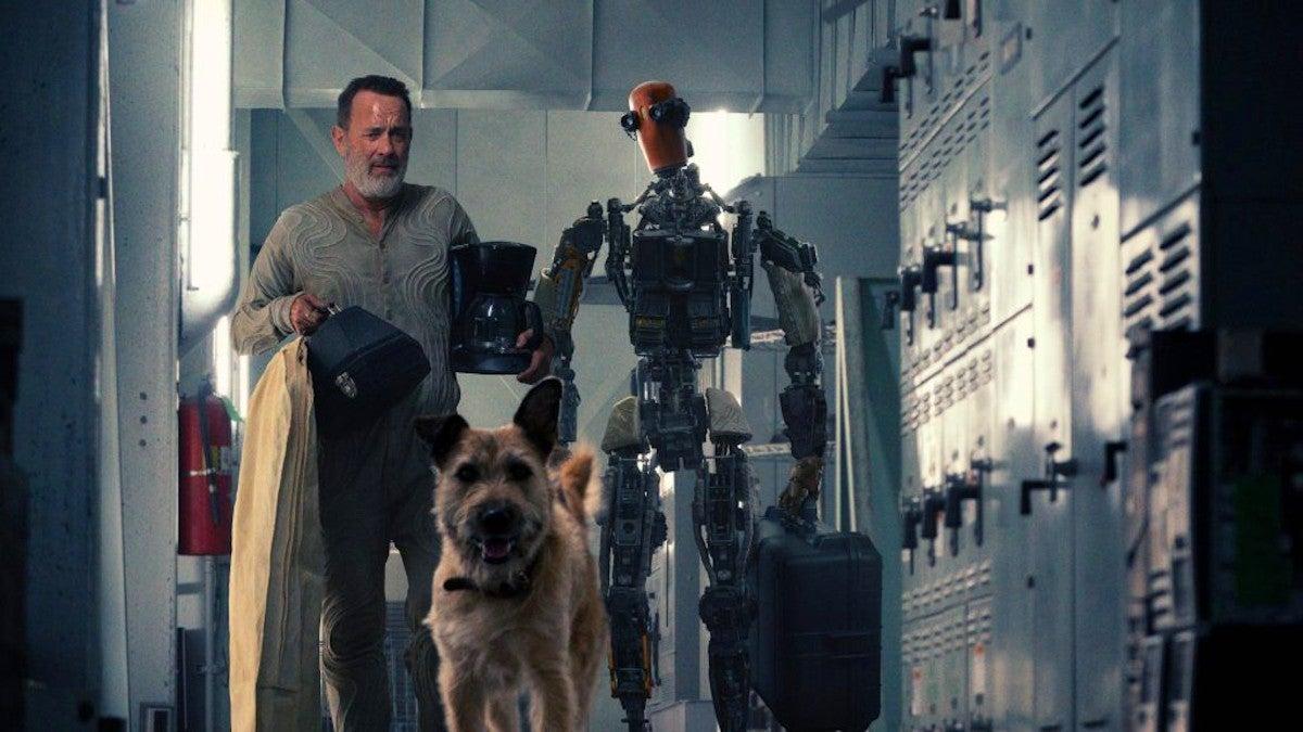 Tom Hanks, Finch