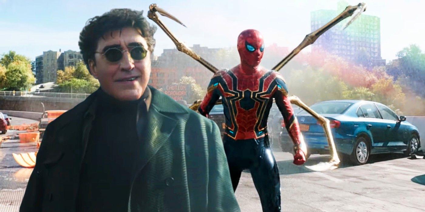 trailer di spider-man no way home - doc ock