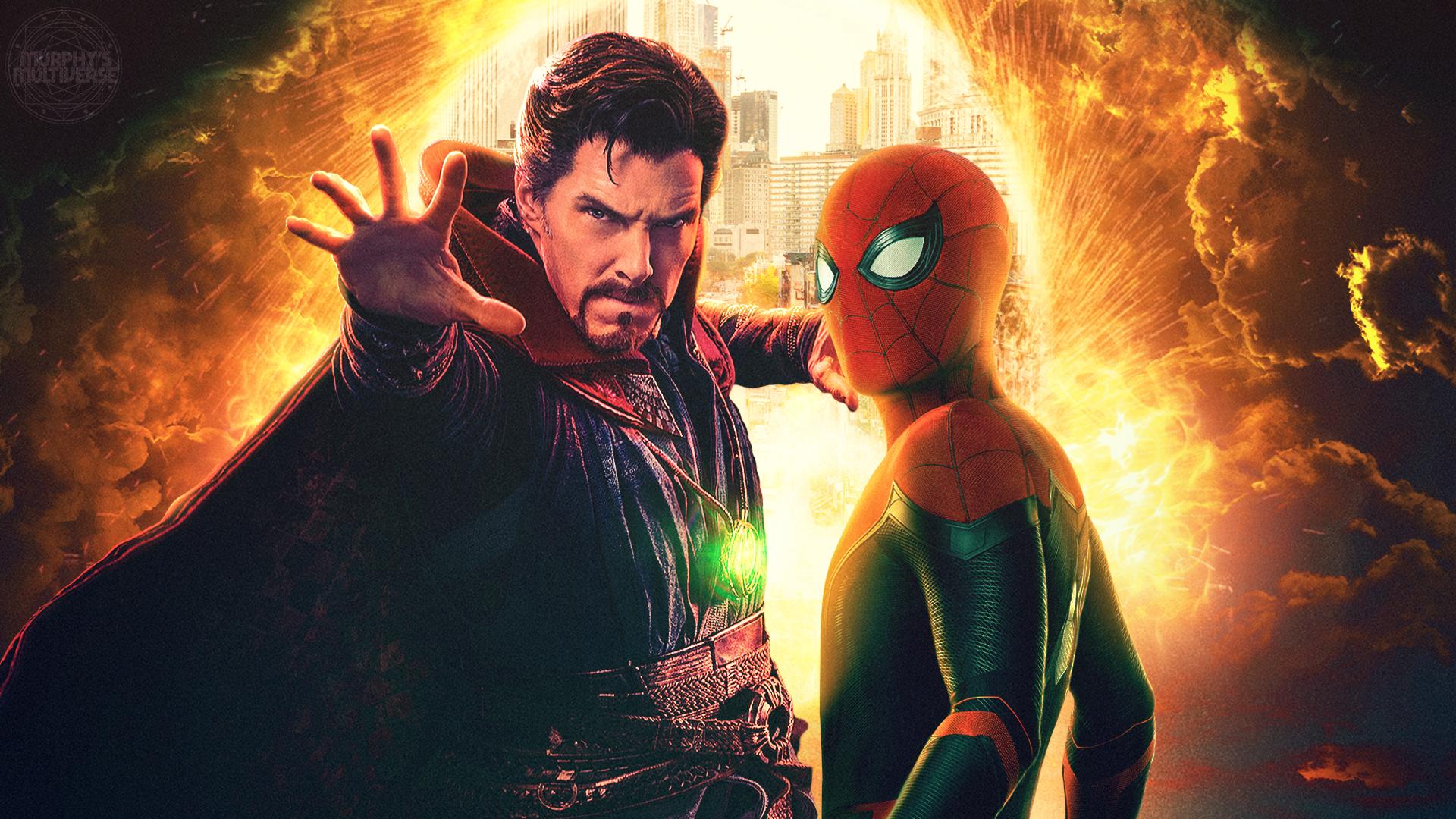 trailer di spider-man no way home - dr strange