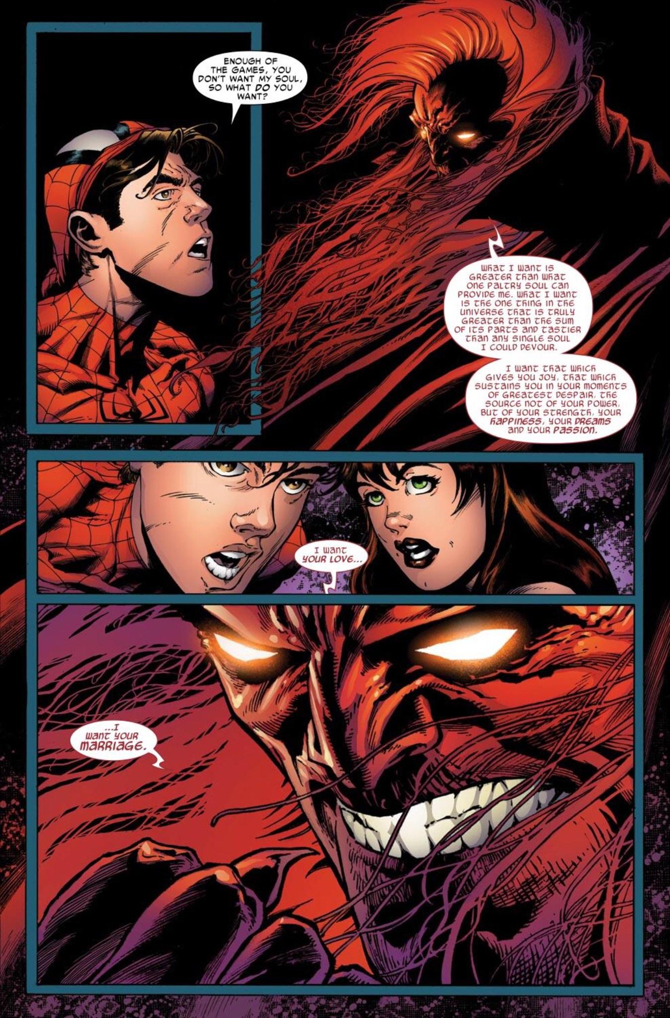 trailer di spider-man no way home - mephisto