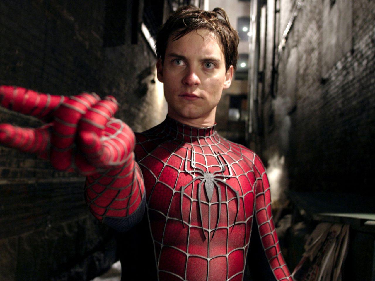 trailer di spider-man no way home - tobey maguire