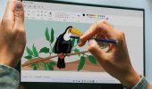 Paint: si mostra in video la dark mode della versione Windows 11