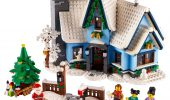 LEGO Santa Claus is visiting, immagini ufficiali del set Winter Village 10293 sullo store asiatico