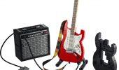 LEGO Fender Stratocaster: svelato il nuovo set LEGO Ideas 21329