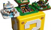 LEGO Blocco punto interrogativo Super Mario 64, annunciato ufficialmente il set 71395 per i 25 anni del gioco