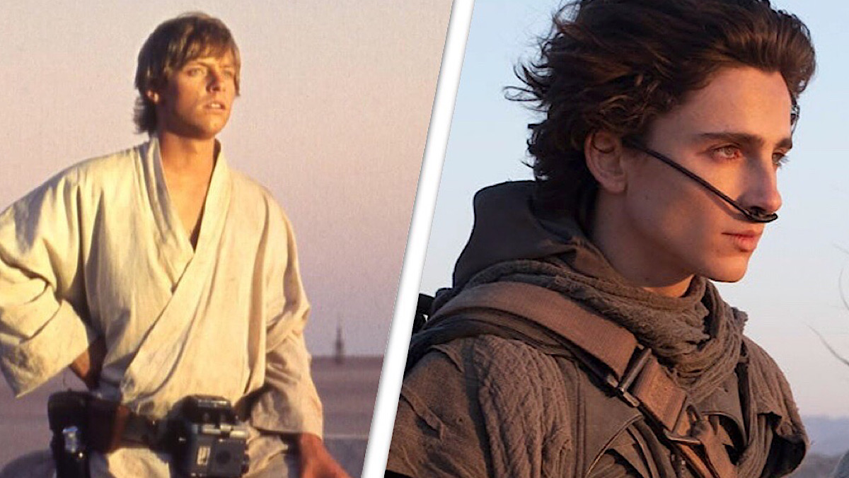Dune, Star Wars