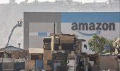 Amazon ha costruito un colossale magazzino davanti ad una baraccopoli del Messico