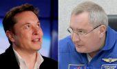 """Il capo dell'agenzia spaziale russa è fan di Elon Musk: """"i nostri miliardari spendono tutto in yacht"""""""
