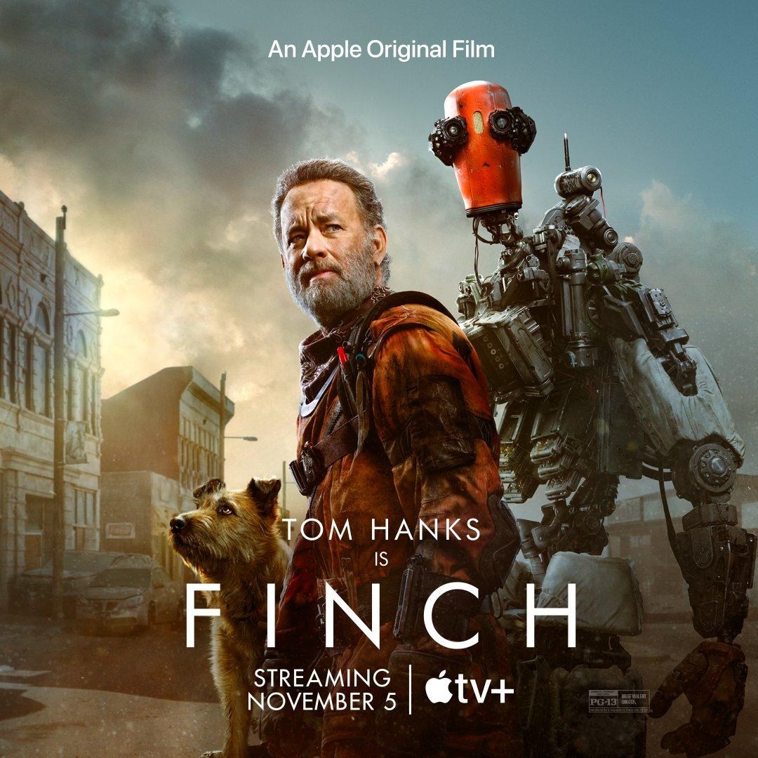 Finch, Apple TV+