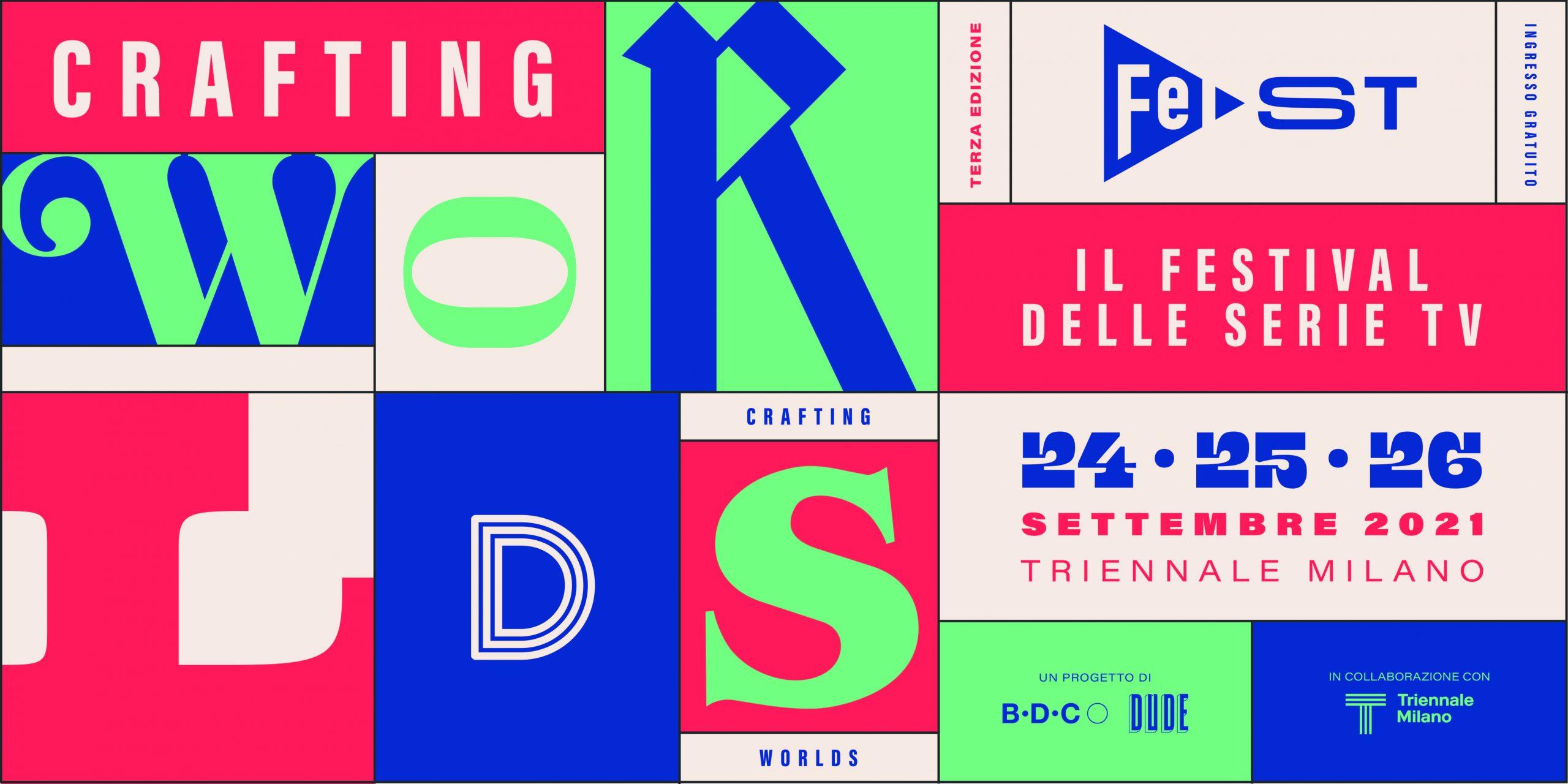 FeST - Il Festival delle serie Tv 2021