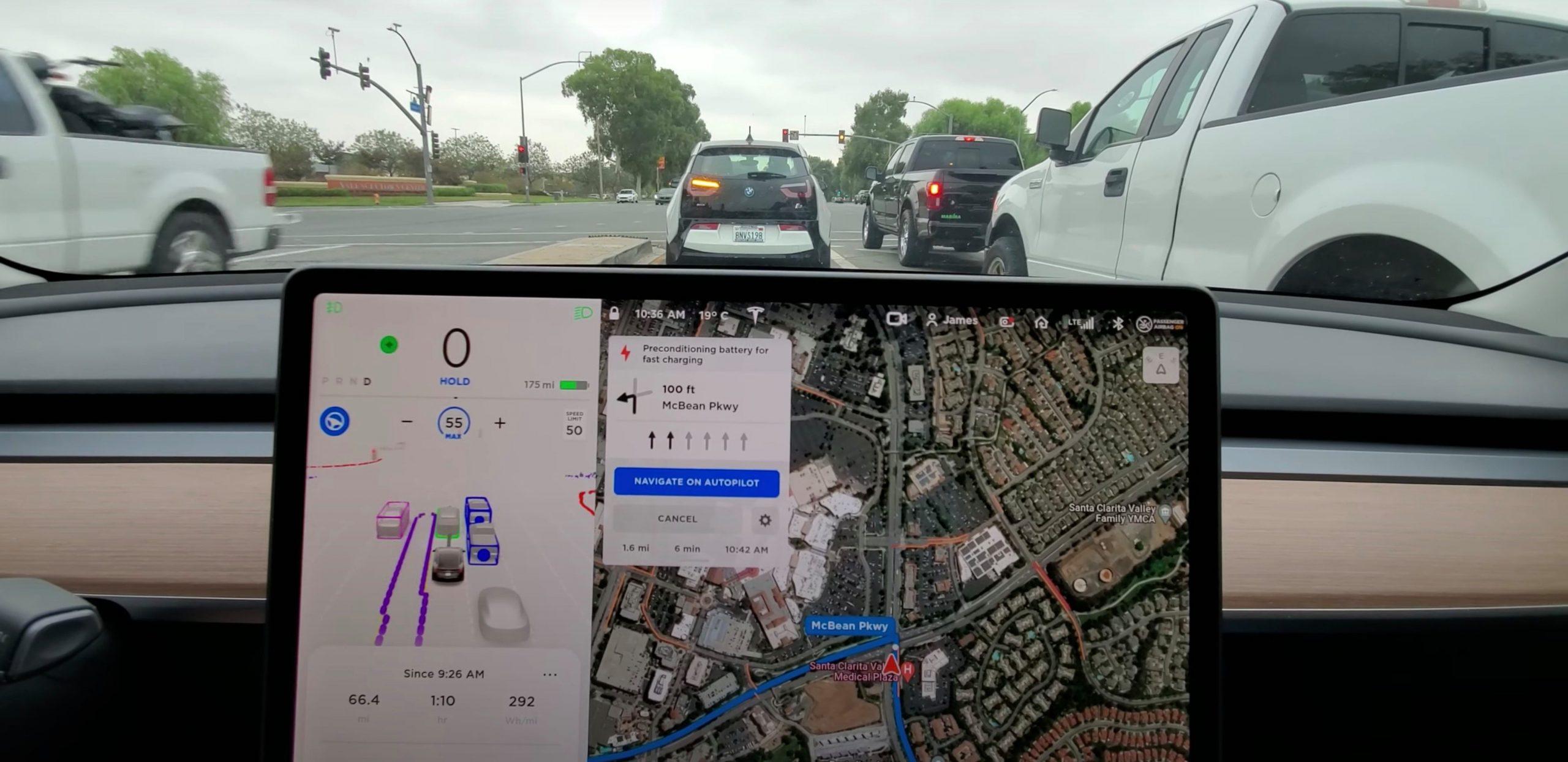 Full Self Driving Beta 10