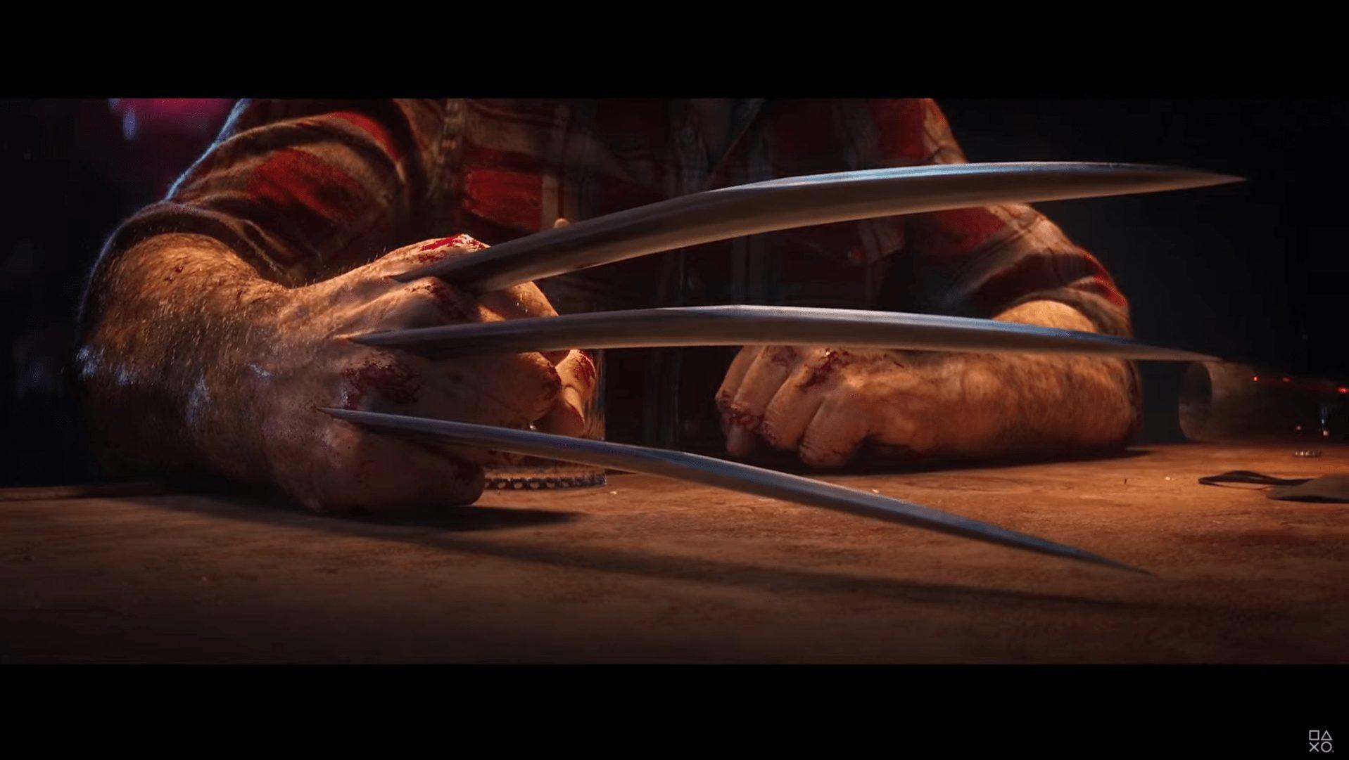 Wolverine, Insomniac Games, PS5