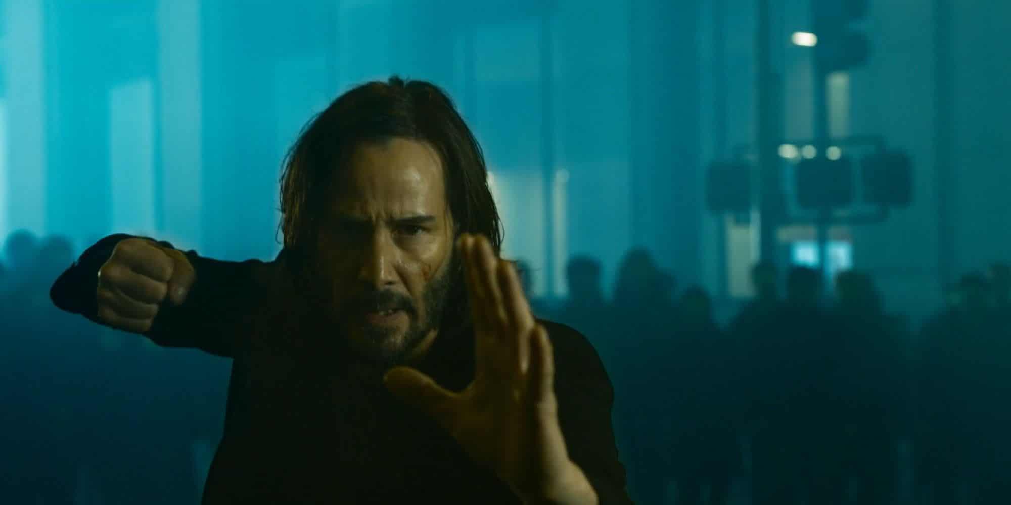 The Matrix-Resurrections