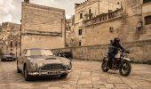 No Time To Die: il dietro le quinte delle riprese a Matera e un video sulla DB5
