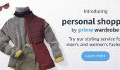 Amazon Prime Wardrobe arriva in Italia: il vestito non piace o sta stretto? Non c'è problema...
