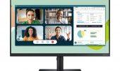 Samsung: il nuovo monitor ha una webcam pop-up che funziona con Windows Hello