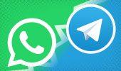 WhatsApp permette di spostare chat da iOS a Samsung, e Telegram ci ride su