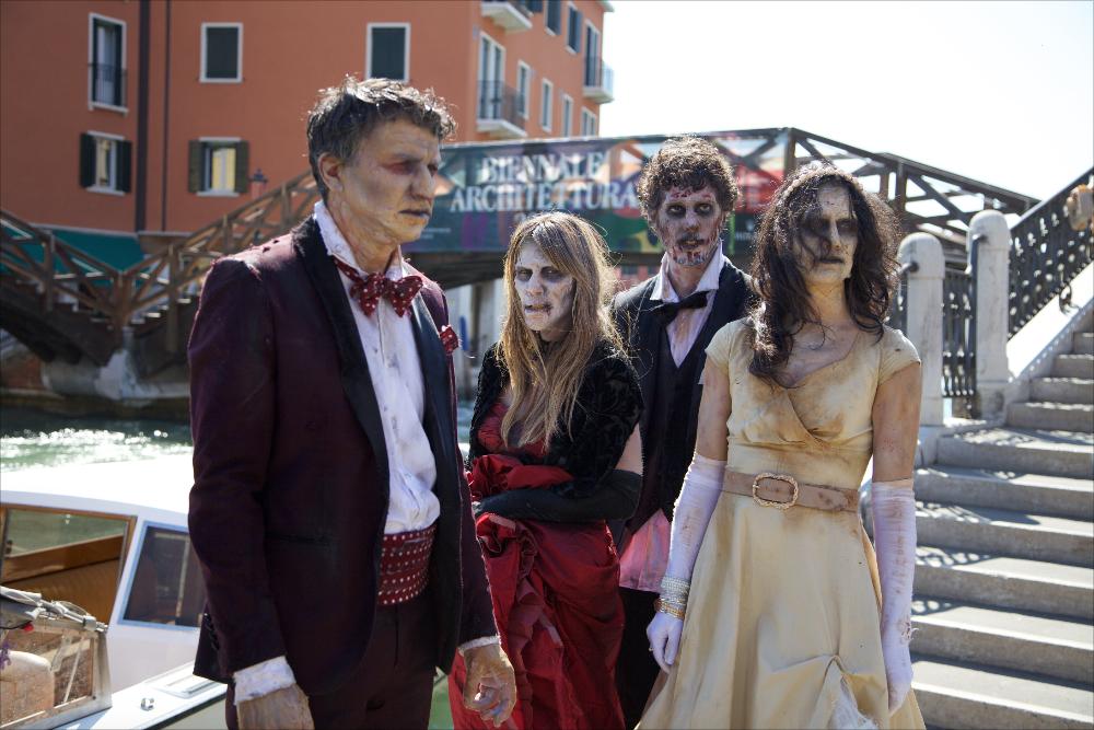 The Walking Dead, Venezia 78
