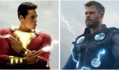 Shazam! - Zachary Levi rivela che vorrebbe scontrarsi con Thor e Spider-Man