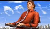 Christopher Reeve: il doodle di Google dedicato all'interprete di Superman