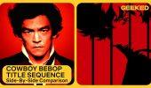 Cowboy Bebop: la sigla dell'anime e quella delle serie tv a confronto