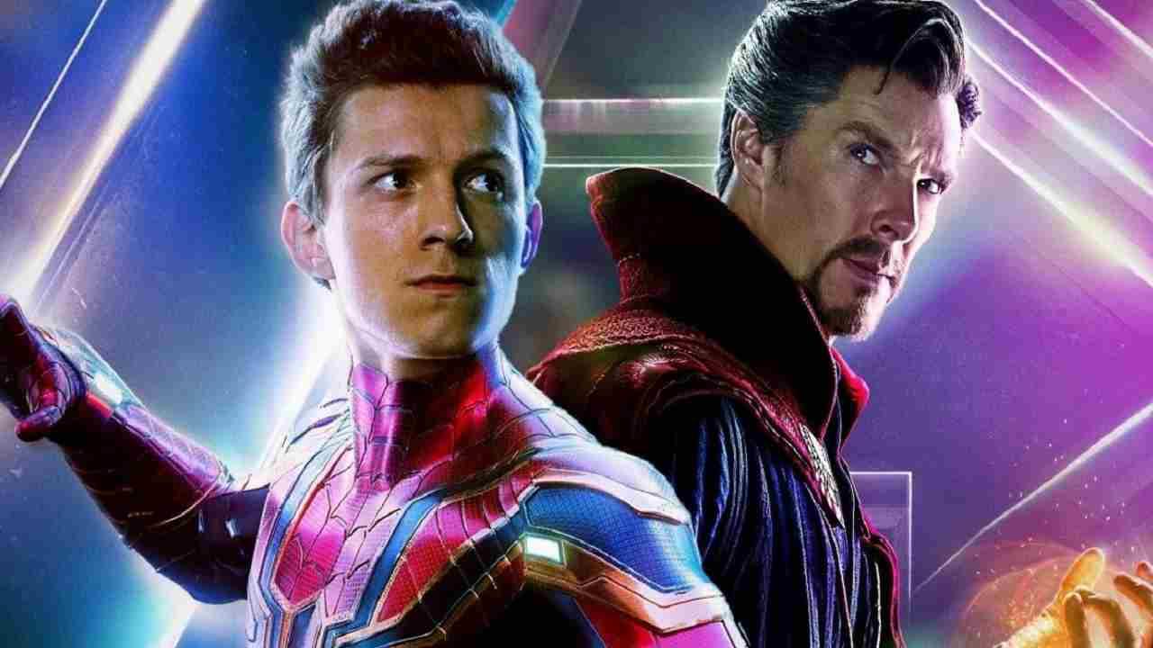 Doctor Strange, Spider-Man, copyright