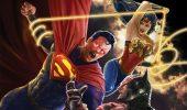 Injustice: due nuove clip dal film d'animazione DC
