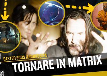 matrix resurrections analisi trailer