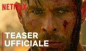 Extraction 2: il teaser del film Netflix con Chris Hemsworth