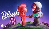 Blush: il trailer del nuovo cortometraggio animato di Apple TV+