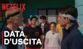Cobra Kai 4: il nuovo teaser annuncia l'uscita su Netflix per il 31 dicembre