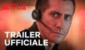 The Guilty: il trailer del film Netflix con Jake Gyllenhaal in uscita a ottobre