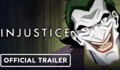 Injustice: il trailer del film d'animazione DC Comics