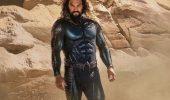 Aquaman and the Lost Kingdom: first look per il nuovo costume di Jason Momoa