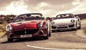 """Porsche contro l'Italia: """"devono passare tutti all'elettrico, no ad esenzioni per Ferrari e Lamborghini"""""""