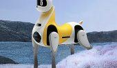 Little White Dragon: il robot giocattolo che può essere cavalcato dai bambini