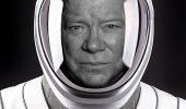 """William Shatner confessa: """"Sono Kirk ma ho paura di andare nello Spazio"""""""