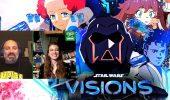 Star Wars Visions, la video recensione della serie anime di Disney+ con Roby e Laura