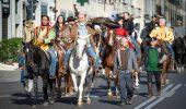 L'Italia cavalca al fianco dei Lakota per il Giorno del Ricordo