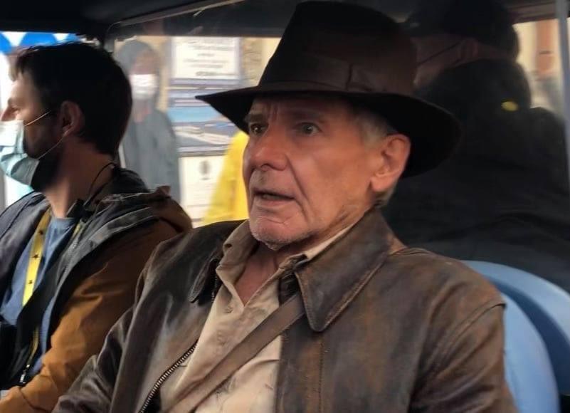 Indiana Jones 5 set Sicilia